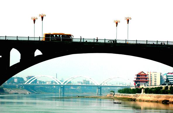 邵阳两大桥