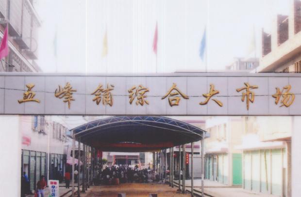 五峰脚下好风景 和谐农村谱新篇 明星乡镇 邵阳频道