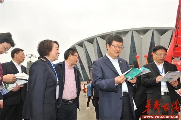 """2018年湖南省""""安全用药月""""宣传活动在邵阳启动"""